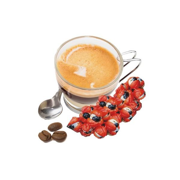 Caffè al guaranà solubile