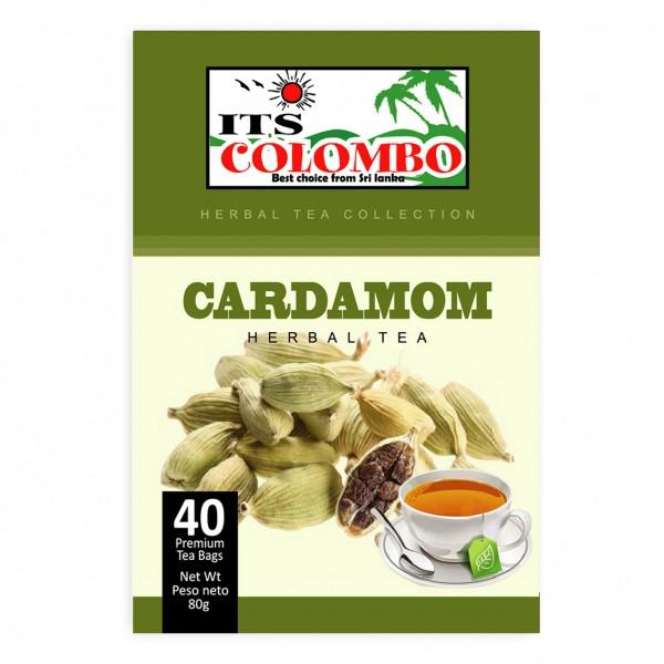 Tè Nero - Cardamomo