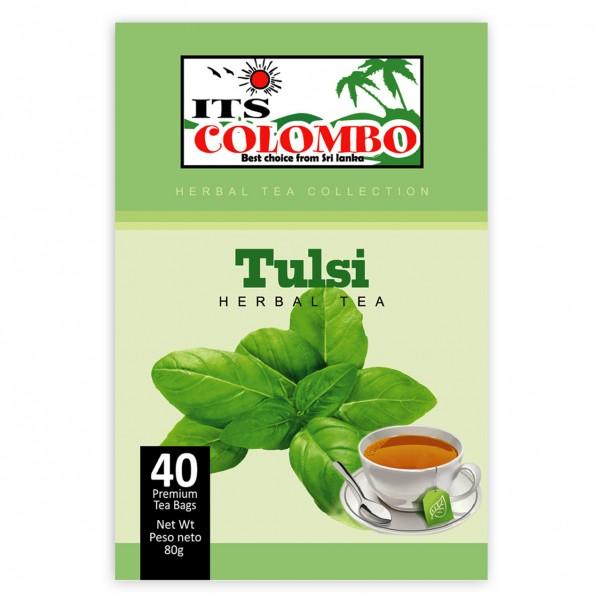 Tè Nero al Tulsi  40 Filtri