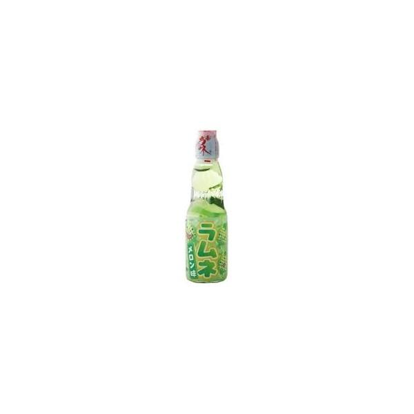 Bevanda Analcolica Gasata Bin Ramune al Melone