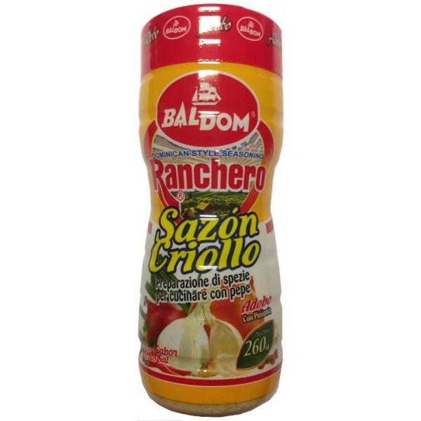 Condimento dominicano baldom