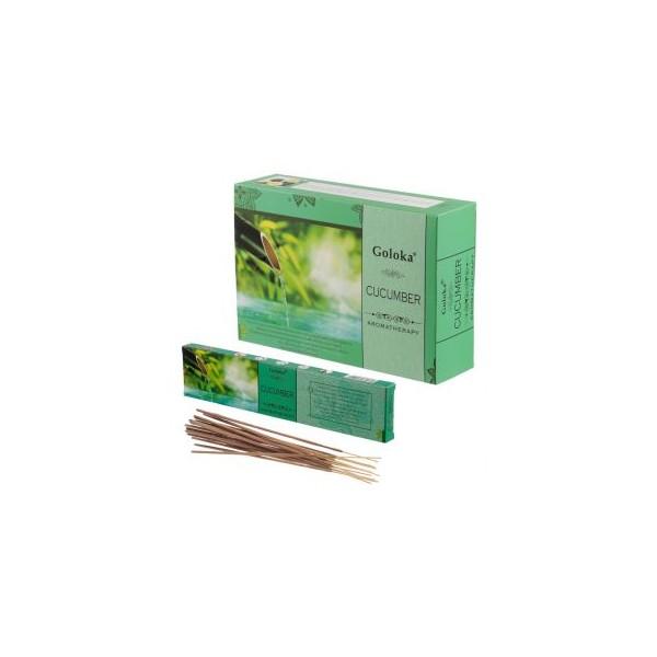 Bastoncini D'incenso CETRIOLO - Aromaterapia  12pz