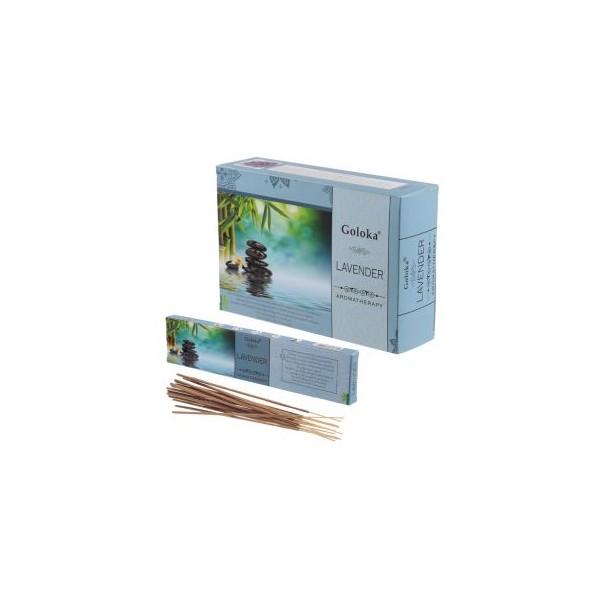 Bastoncini D'incenso LAVANDA - Aromaterapia  12pz