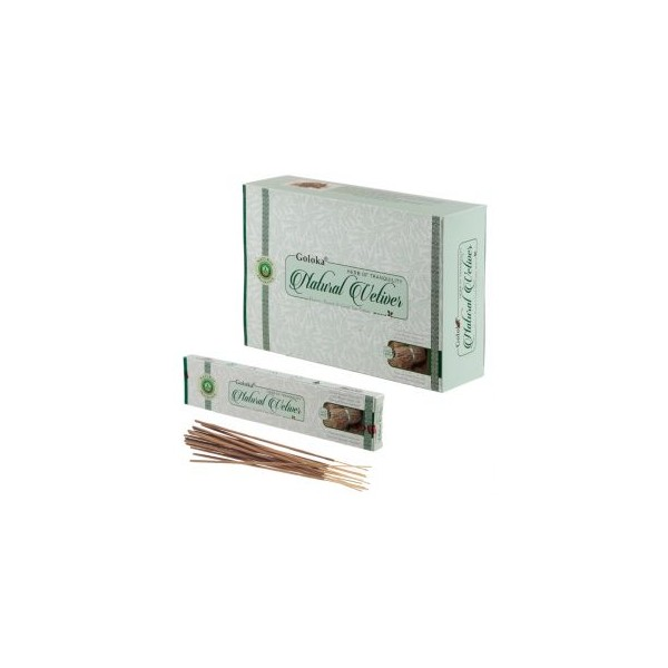 Bastoncini D'incenso VETIVER  - 12pz