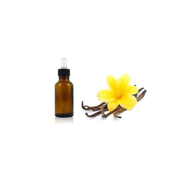Olio Essenziale Puro 100% Vaniglia in Alcool 10 ml