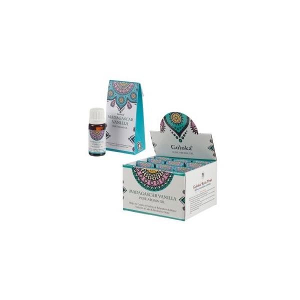 Olio Profumato Vaniglia del Madagascar 10 ml