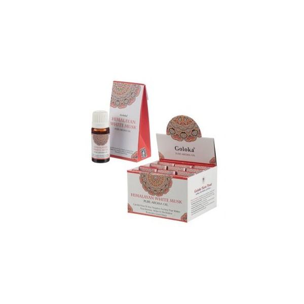 Olio Profumato Muschio Bianco Himalayano 10 ml