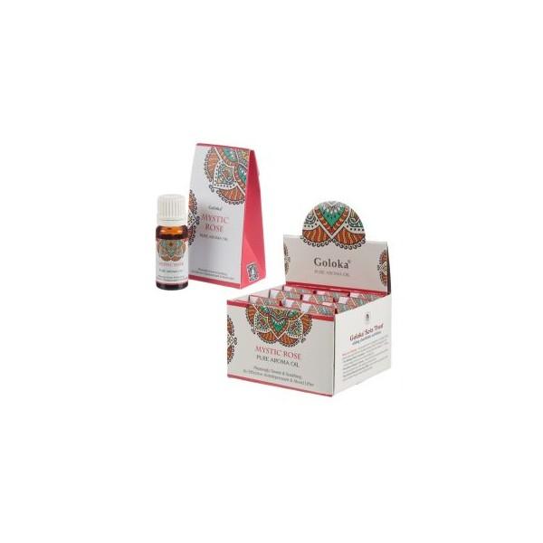 Olio Profumo Rosa Mistica 10 ml