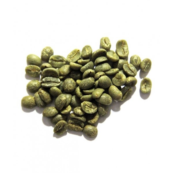 Caffè verde in grani