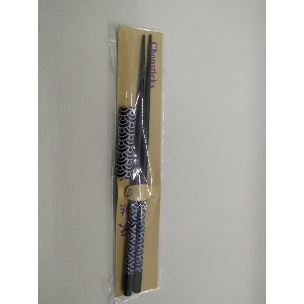 Bacchette e Reggi Bacchette in Bambù Laccate e Colorate (Per Sushi)