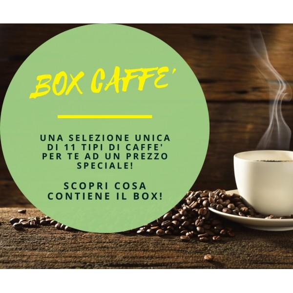 Box Caffè - 10 Varietà