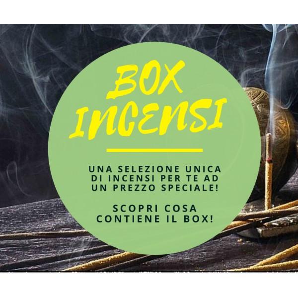 Box Incensi - 24 Varietà