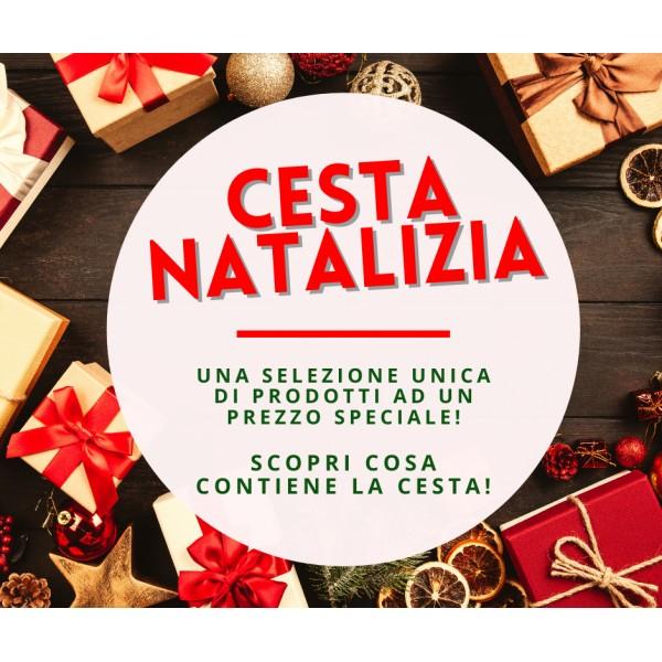 Cesta Natalizia - 23 Prodotti Misti