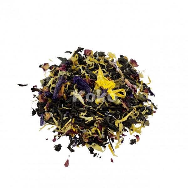 Tè Nero Floreale