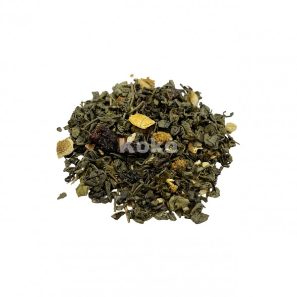 Tè Verde Autunno - Depurativo e Digestivo