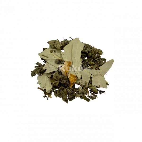 Tè Verde All'Eucalipto - Depurativo e Digestivo