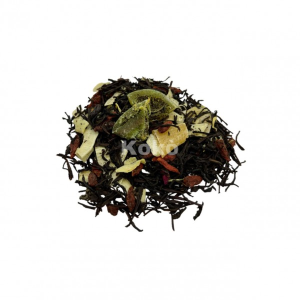 Tè Nero Alla frutta