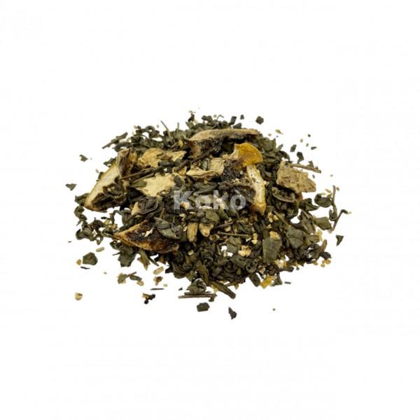 Tè Verde Limone e Zenzero - Depurativo e Digestivo