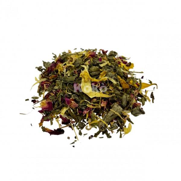 Tè Verde Floreale