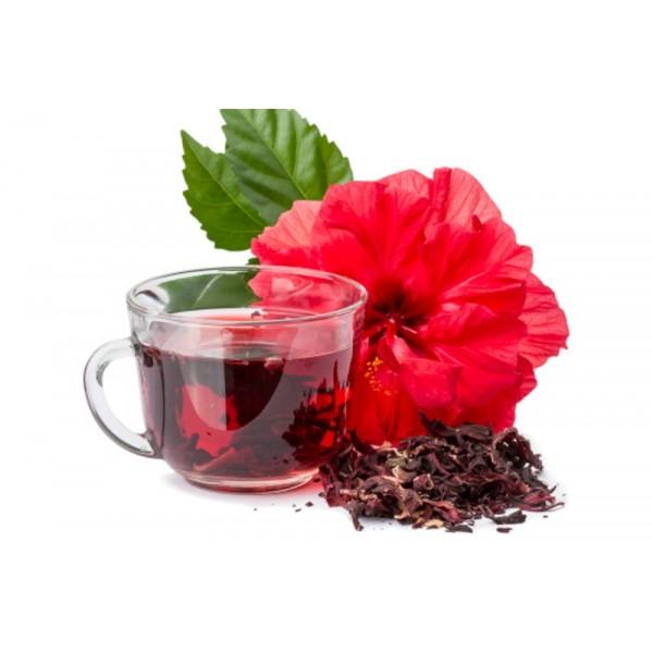 Karkade Rosso (fiori d'ibisco)