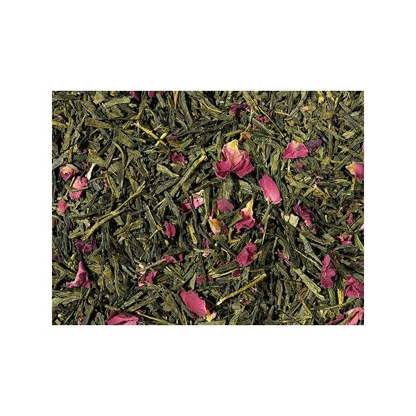 Tè Verde alle Rose